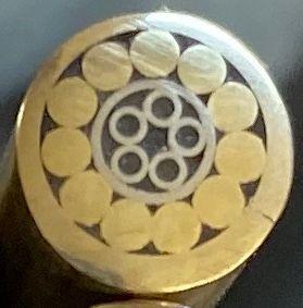 """Mosaic Pin1- 6x.25"""""""