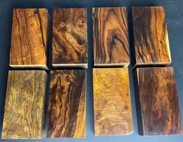 Ironwood Stock Size - 5.5 x 3 x 1.75""