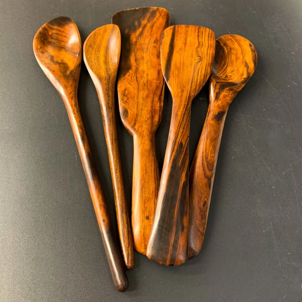 Ironwood Kitchen Utensil Set