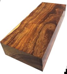 Ironwood Stock Size - 2 x 4 x 10""