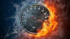 """SPEED-SHOCK1"" 7750KV 200MM RC STREET DRAG MOTOR"