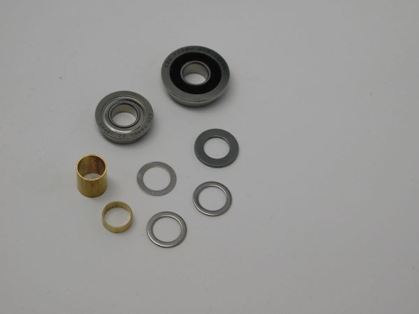 MIND-BENDER SERIES BEARING/SHIM KIT
