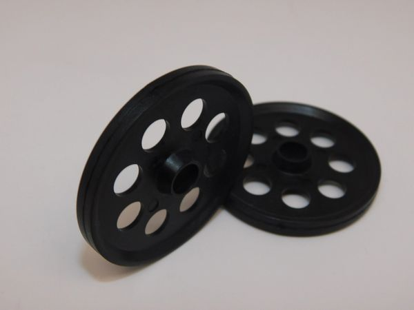 FRONT TIRES (NO O-RINGS) FOR RC DRAG RACING