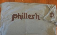 Phillesh Baby Blue with respect for Harry Kalas