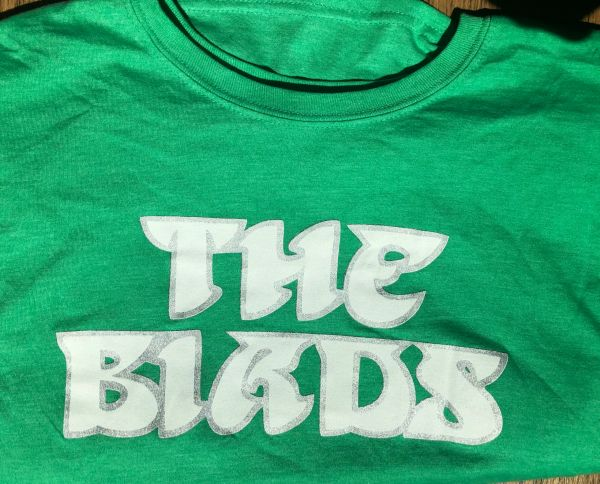 """THE BIRDS """" THEY ATTACK"""" Super Soft Tee"""