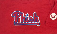 Phish Phils with respect to Harry Kalas Updated Super Soft Material