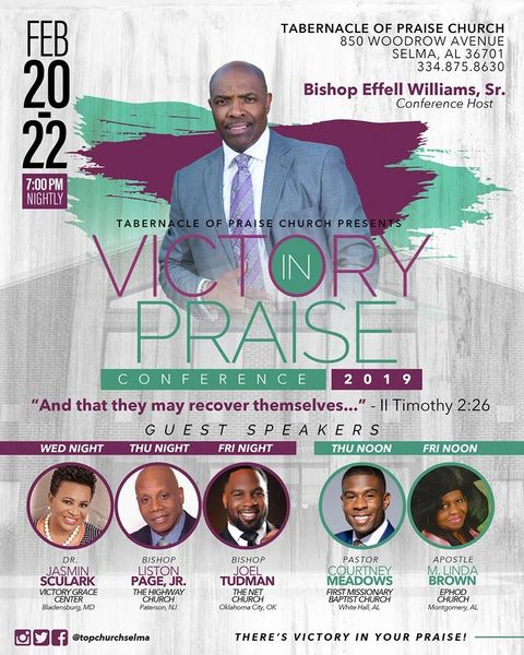 Victory In Praise Conference 2019 Complete Conference CD Set 5 DVD's