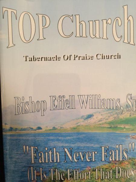 Faith Never Fails -CD