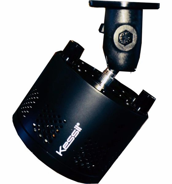 "Kessil universal 3"" drop articulating mount for Kessil 350, 360 and 380 Series LED's."