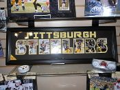 Pittsburgh Steelers Word Frame