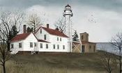 Whitefish Point Canvas