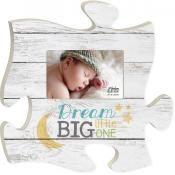 """Dream Big"" Puzzle Piece"