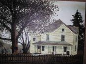 Grandma's House Canvas