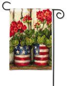 Glory Garden Garden Flag