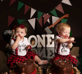 Smash Cake Portrait Photography