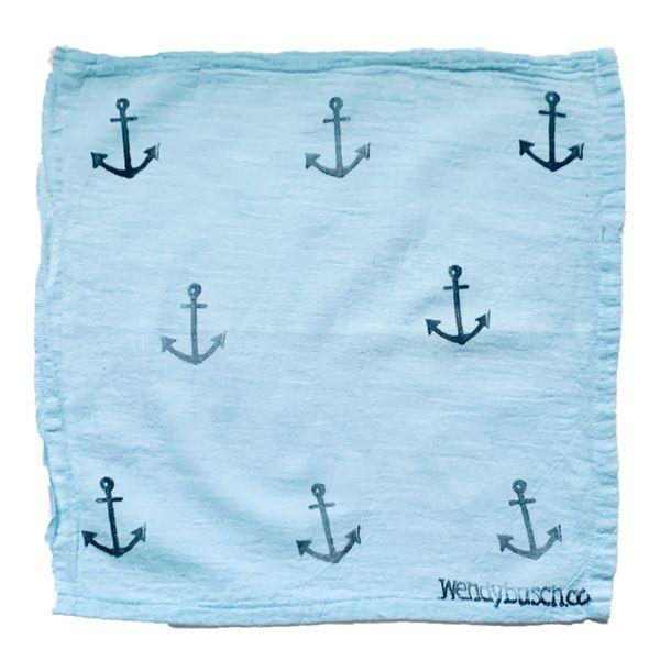 Anchor- washcloth