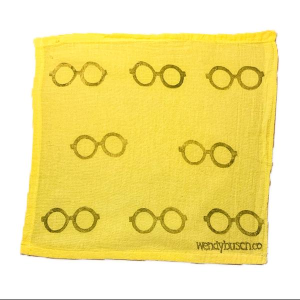 Glasses- (round frames)