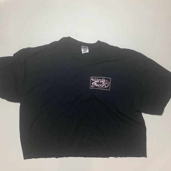 Cropped T-shirt- xtra large