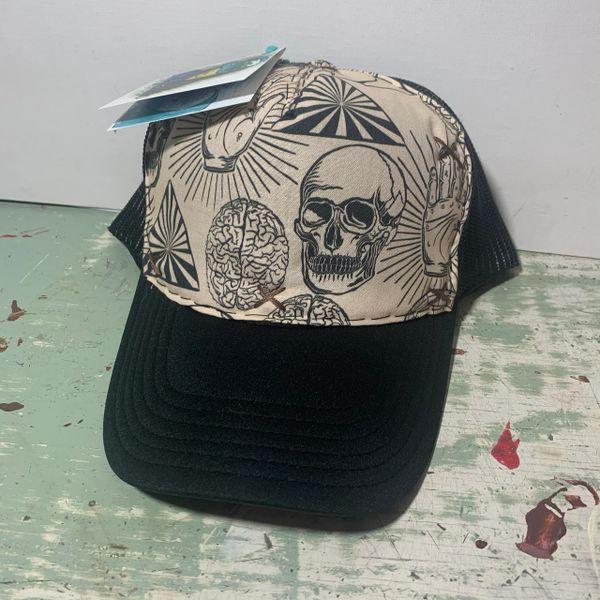 Skull- black (l/xl)