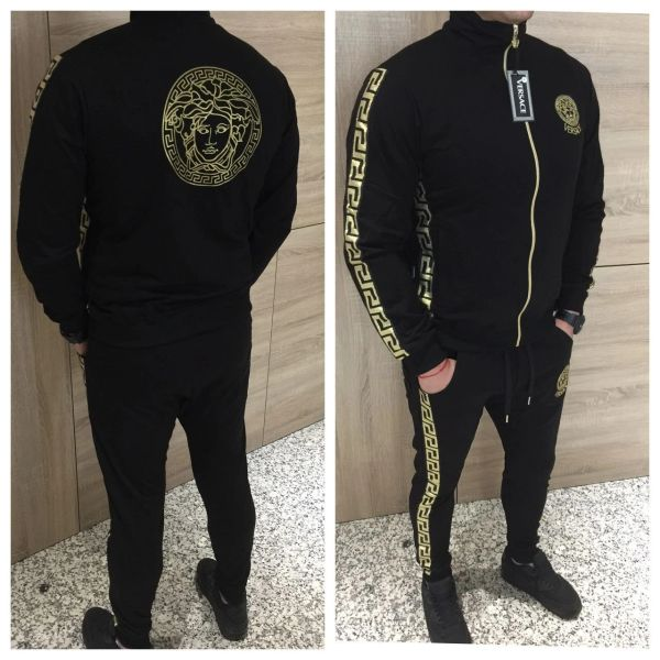 Limied New with original tags attached  Brand: Versace full Tracksuit
