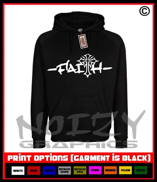 Faith Cross #1 Hoodie