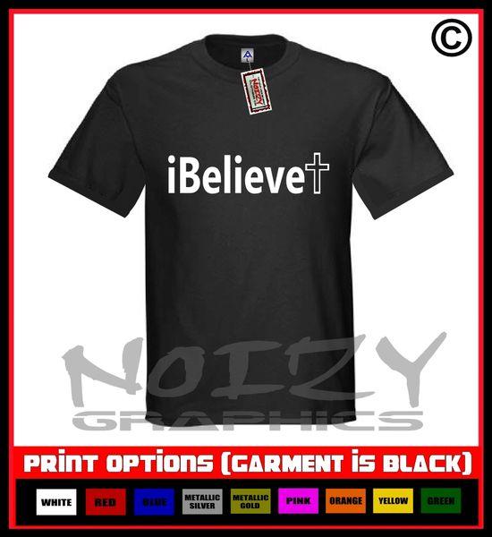 I Believe Cross #3 T-Shirt S-5XL