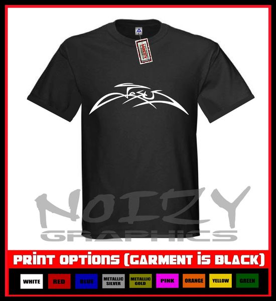 Jesus Lightning T-Shirt S-5XL