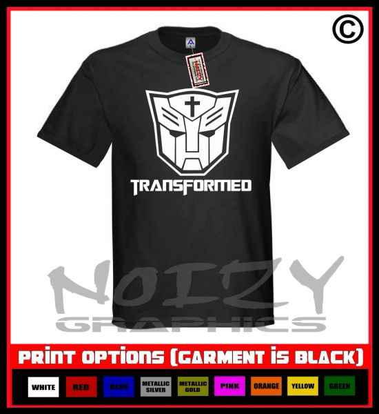 Transformed T-Shirt S-5XL