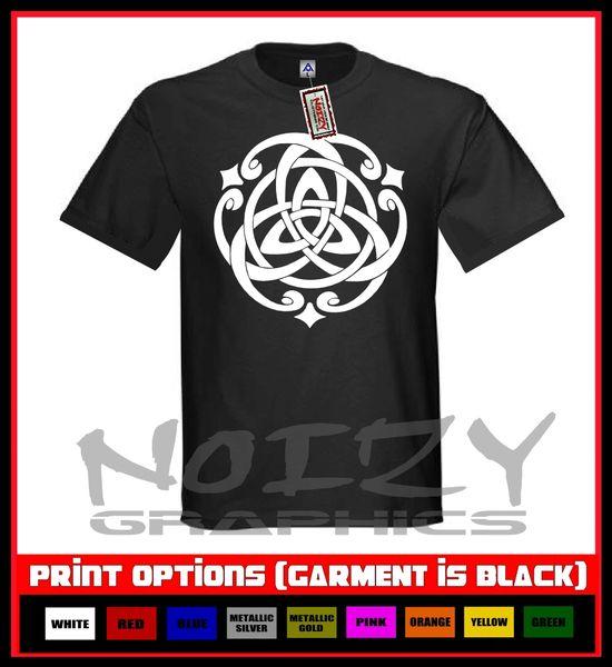 Trinity Celtic Knot #1 T-Shirt S-5XL