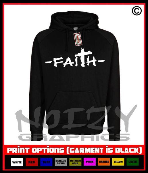 Faith Cross #2 Hoodie