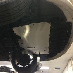 Heavy Duty Engine Aluminum Splash Shield / Under Tray for Lexus SC400