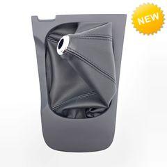 Corn Carbon OEM-Style Black Replica Manual Shifter Bezels for Lexus SC300 & SC400