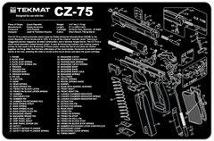 CZ-75 TekMat Cleaning Mat