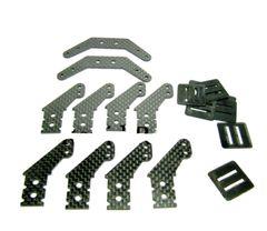 Carbon Fiber Control Horn Kits