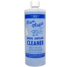 SIG Pure Magic Airplane Cleaner