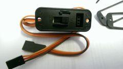 Rcexl Power Switch with JR Plug
