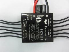 30A Four in One Brushless Multicopter ESC