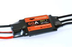 60A SBEC Brushless ESC