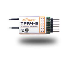 FrSky TFR4 B FASST Compatible Receiver