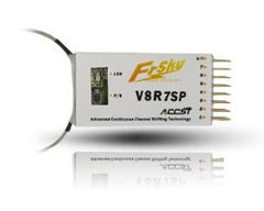 xxxFrSky V8R7SP 7 Channel Receiver combined PPM