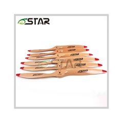 6Star 3D Wooden Propeller 27x10