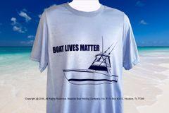 Boat Lives Matter T Shirt