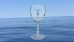 Saltwater Stud Wine Glass