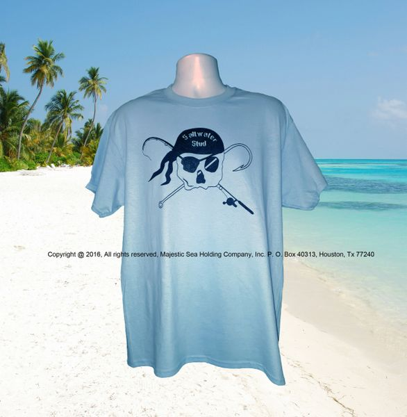 Stud Pirate T Shirt