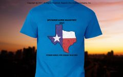 "Hurricane Harvey ""Texas Strong"" Shirt"