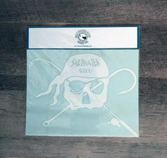 Stud Pirate Decal