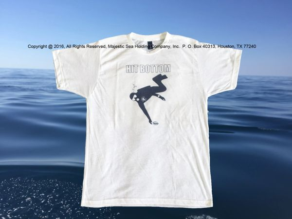 Hit Bottom Diver Shirt