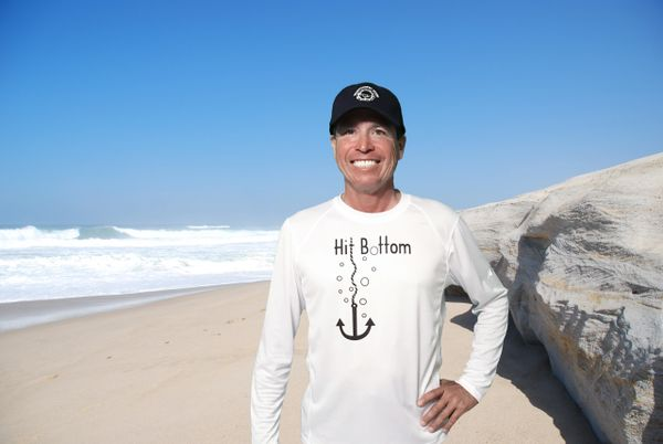 Hit Bottom fishing shirt