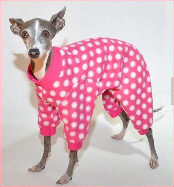 Pink Polka Dots Jammies