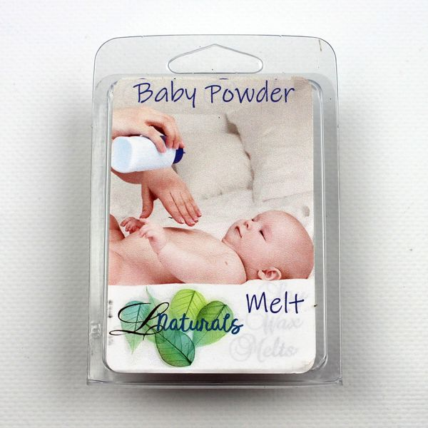 Baby Powder Soy Wax Melt